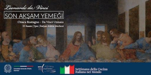 Leonardo da Vinci ve Son Akşam Yemeği