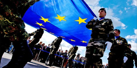 The EU empire's surge towards a European Army tickets