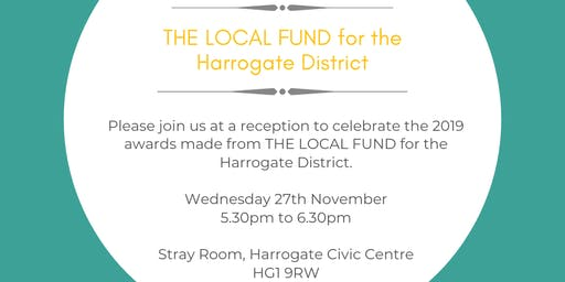 THE LOCAL FUND for the Harrogate District Awards Celebration