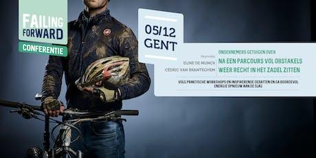 Failing Forward Conferentie Gent 5 december 2019 tickets
