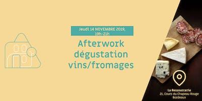 Afterwork Vins & Fromages