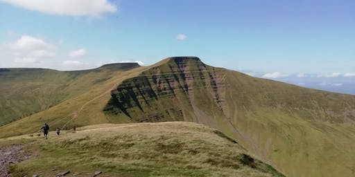 Pen Y Fan from Afar!