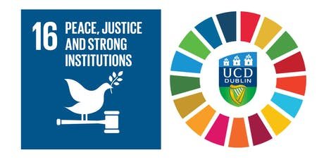 Peace, Justice & Strong Institutions: Sustainable Development Goal seminar tickets