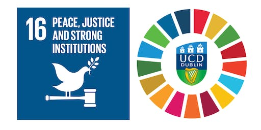 Peace, Justice & Strong Institutions: Sustainable Development Goal seminar