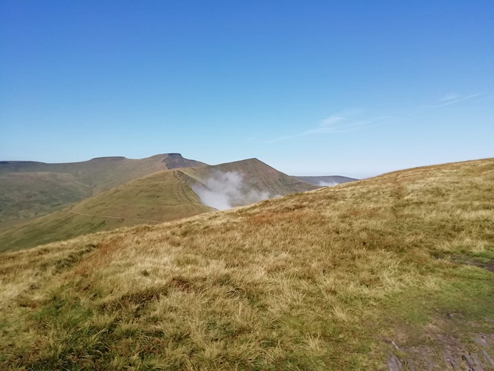 Hiking the Brecon Beacons image