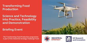 Transforming Food Production; Science and Technology...