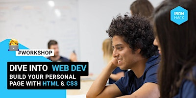 Dive into Web Development: code your personal page
