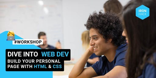 Dive into Web Development: code your personal page for beginners