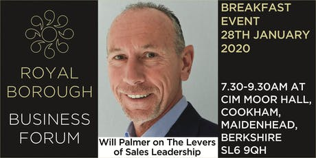 Breakfast with Will Palmer tickets