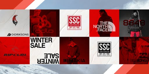 SSC - Winter Sports & Lifestyle Sale