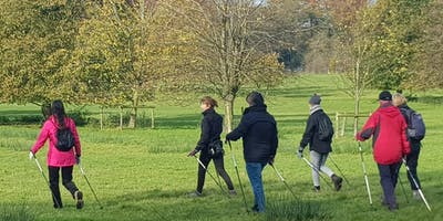 Introduction To Nordic Walking - March - Poynton
