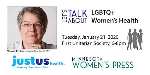 Minnesota Women's Press - Let's Talk About LGBTQ+ Women's Health