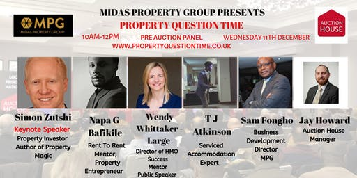 11th December 2019 Property Question Time