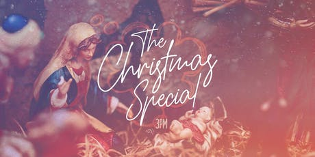 Influence Church Christmas Special - 3pm tickets