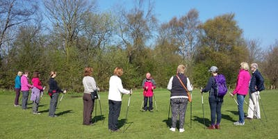 Introduction To Nordic Walking - May - Macclesfield