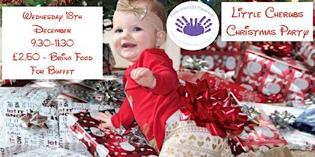 Little Cherubs Christmas  Party tickets