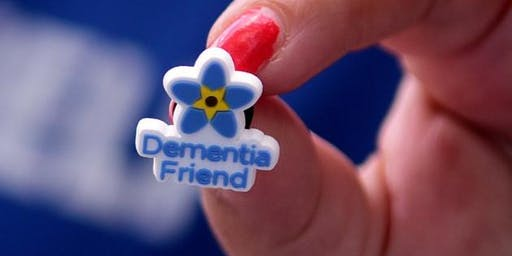 Dementia Friends and Immersive Experience session