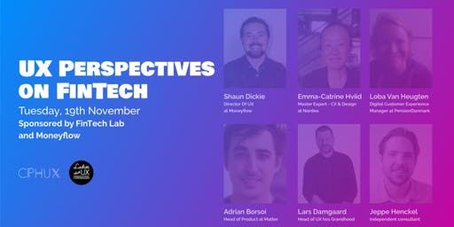 UX Perspectives on FinTech