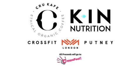 Finding your balance with KIN Nutrition, CRU Kafe  and CrossFit Putney tickets