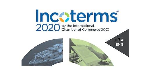 """Seminario """"Incoterms® 2020: le novità introdotte"""""""