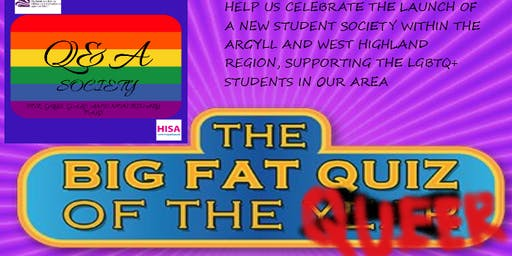 BIG FAT QUIZ OF THE QUEER