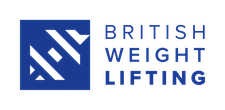 British Weight Lifting logo