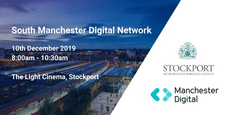 South Manchester Digital Network: Innovating Stockport tickets
