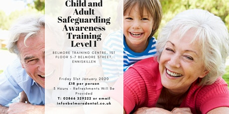 Child and Adult Safeguarding Awareness Training Level 1 tickets