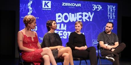 Bowery Film Festival - Wild ProjectZ + Awards tickets