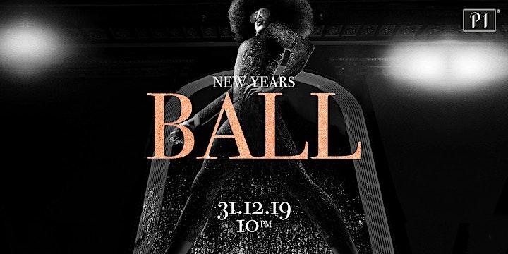 P1 Silvester - New Year's Ball 2019: Bild