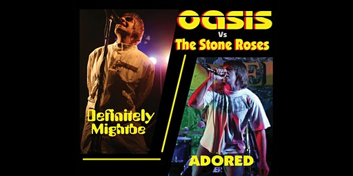 Oasis VS Stone Roses