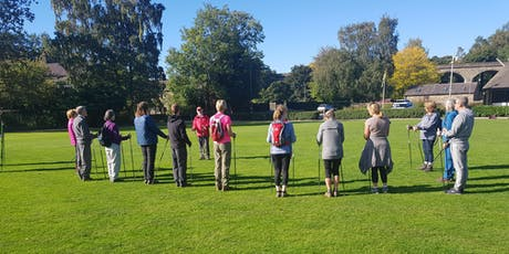 Introduction To Nordic Walking - June - Bollington tickets
