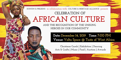 Celebration of African Culture