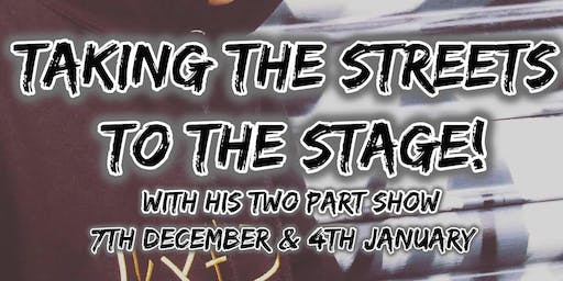 Ryan Martin Presents - Taking The Streets To The Stage!