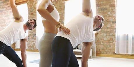 Foundations of Yoga Asana Workshop tickets