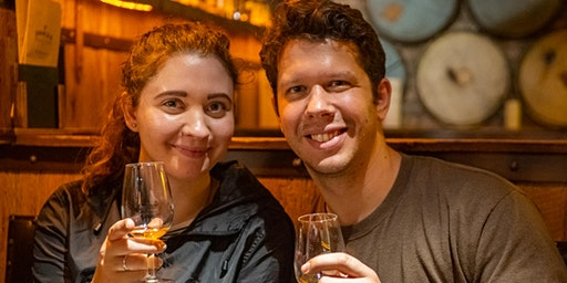 Dublin Whiskey Tasting Experience
