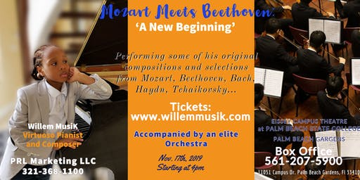 Mozart Meets Beethoven- A New Beginning