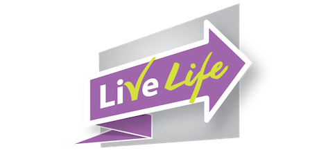 Live Life launch event tickets