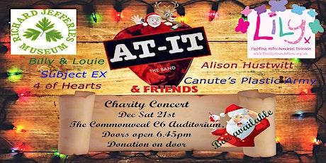 ATIT & FRIENDS CHRISTMAS CONCERT tickets