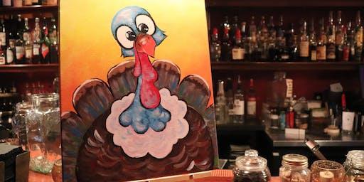 Thanksgiving Paint & Sip