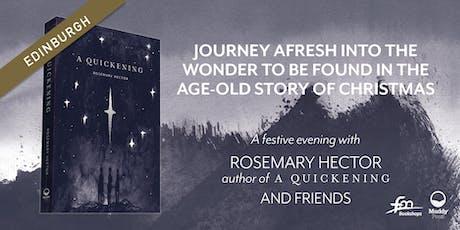 A festive evening with Rosemary Hector [Edinburgh] tickets