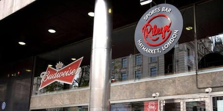 Business Junction's Haymarket Networking lunch at Riley's Sports Bar, Thursday 9th January tickets