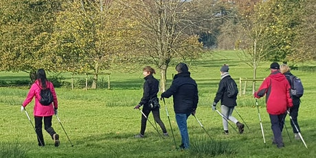 Introduction to Nordic Walking - October - Poynton tickets