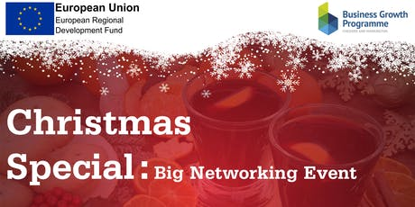 Big networking for small businesses: Christmas Special! tickets