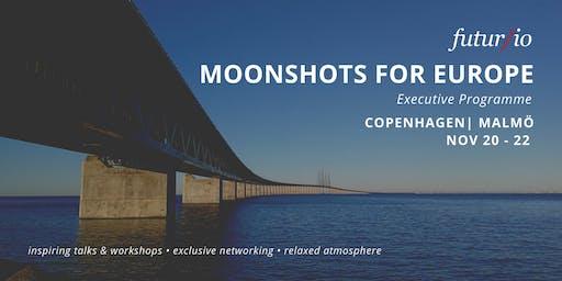 Futur/io Executive Programme Moonshots for Europe – Copenhagen & Malmø
