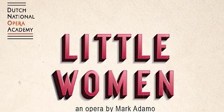 Little Women - an opera by Mark Adamo tickets