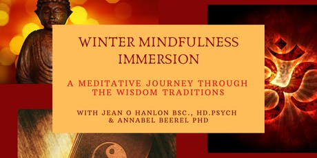 Winter Mindfulness Immersion tickets