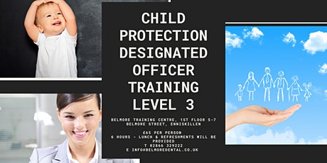 Child Protection Designated Officer Training Level 3 tickets