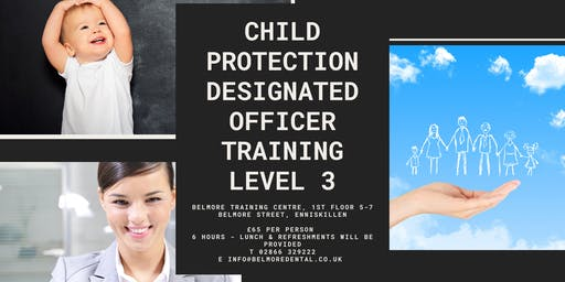 Child Protection Designated Officer Training Level 3