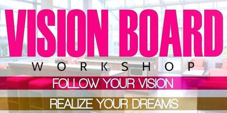 Intimate Manifesting Magic 2020 Vision Board Workshop with Bam Bam Boogie tickets